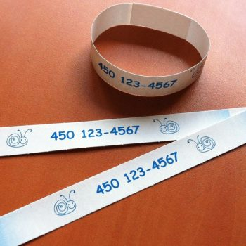 Bracelets de sécurité Cestamoi