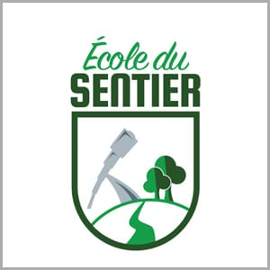 Logo école du Sentier - campagne de financement Cestamoi